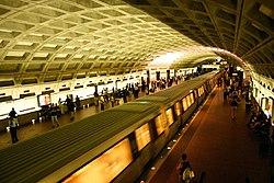 متروی شهر واشینگتن دی سی