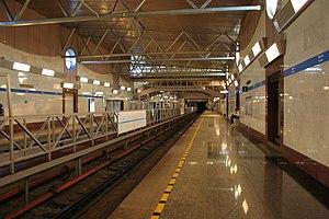Parnas (Saint Petersburg Metro)