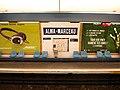 Metro de Paris - Ligne 9 - Alma - Marceau 02.jpg