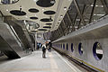 Metrostation Wilhelminaplein perron 2012.jpg