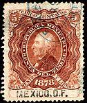 Mexico 1878 documentary revenue 56 DF.jpg