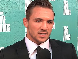 Michael Chandler American MMA fighter
