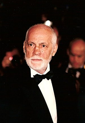 Michel Serrault - Serrault at the 1997 Cannes Film Festival