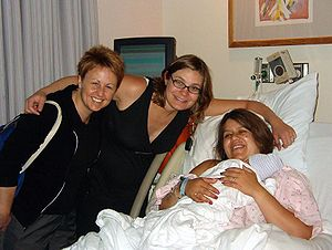 Midwife and Jessica Breese, a Certified Nurse ...