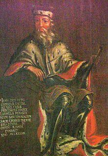 Mieszko I Tanglefoot High Duke of Poland