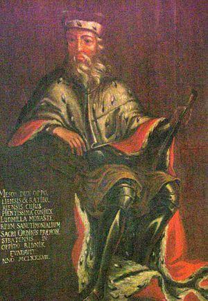 Mieszko I Tanglefoot - Image: Mieszko IV