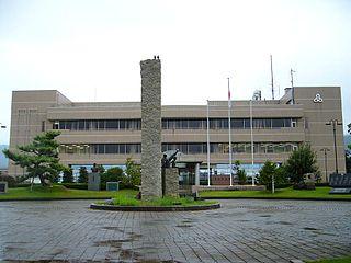 Mihama, Fukui Town in Chūbu, Japan