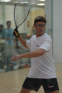 Mike Green (racquetball) Canadian racquetball player
