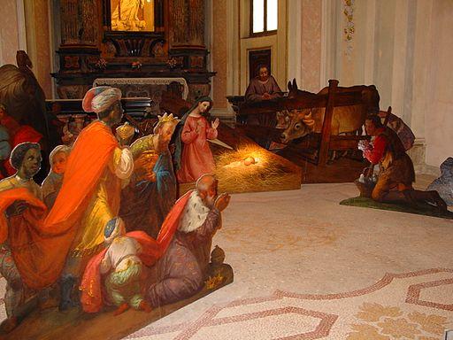 Milano San Marco Presepe