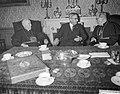 Minister President De Quay bezoekt kardinaal Alfrink, Bestanddeelnr 911-0645.jpg