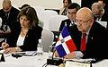 Ministra Eda Rivas presente en reunión de Cancilleres iberoamericanos (9196100796).jpg