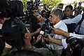Ministro da Defesa concede entrevista em Cáceres (MT) (8101402784).jpg