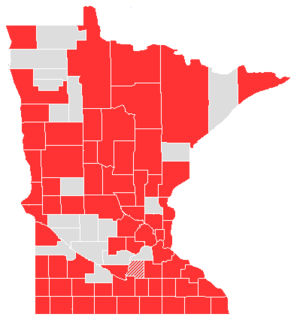 Minnesota gubernatorial election, 1920 - Image: Minnesota Governor 1920