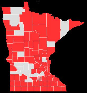 Minnesota gubernatorial election, 1920 - Image: Minnesota Governor 1920
