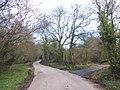 Minor road, towards Stafford Hill - geograph.org.uk - 1776870.jpg
