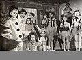 """Miriam in der Sendung """"Der Peter"""" vom Hessischen Rundfunk 1956.jpg"""