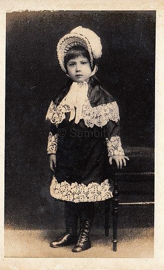 Mirra Alfassa - Mirra Alfassa, circa unknown