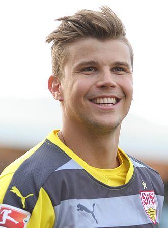 Mitchell Langerak - Langerak with VfB Stuttgart in 2015