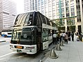 Mitsubishi Fuso Aero King JR Bus West 744-0901.JPG