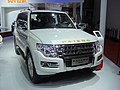 Mitsubishi Pajero CN Spec V6 3.0L In the 14th Guangzhou Autoshow 02.jpg