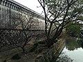 Moat and Tononokura Warehouse from Takemombashi Bridge.JPG