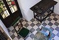 Mobiliari de la tribuna a l'església, casa Ordunya.JPG