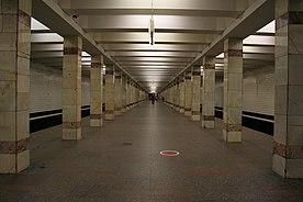 Молодёжная станция метро москва