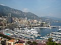 Monaco view from the palace square.JPG