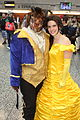 Montreal Comiccon 2015 - Beauty and the Beast (19462859381).jpg