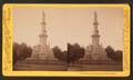 Monument in Soldiers' National Cemetery, by Tipton, William H., 1850-1929.png