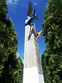 Monumentul Eroilor (1877-1878), vedere laterală.JPG