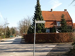 Moorkampsweg in Rellingen