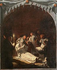 The Death of Saint Bruno