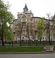 Moscow, Sretensky Boulevard, corner of Frolov Lane.jpg