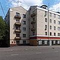 Moscow, Suvorovskaya 2-1K1 July 2009 02.jpg