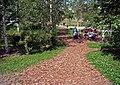 Moscow. Bark path in Zaryadye Park (1).jpg