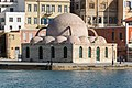 Mosque harbour Chania.jpg