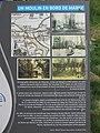 Moulin de Douvres plaque.jpg