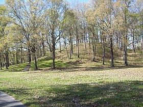 Mound A de Poverty Point