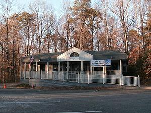 Mount Vernon, Virginia - Mount Vernon post office (2009)