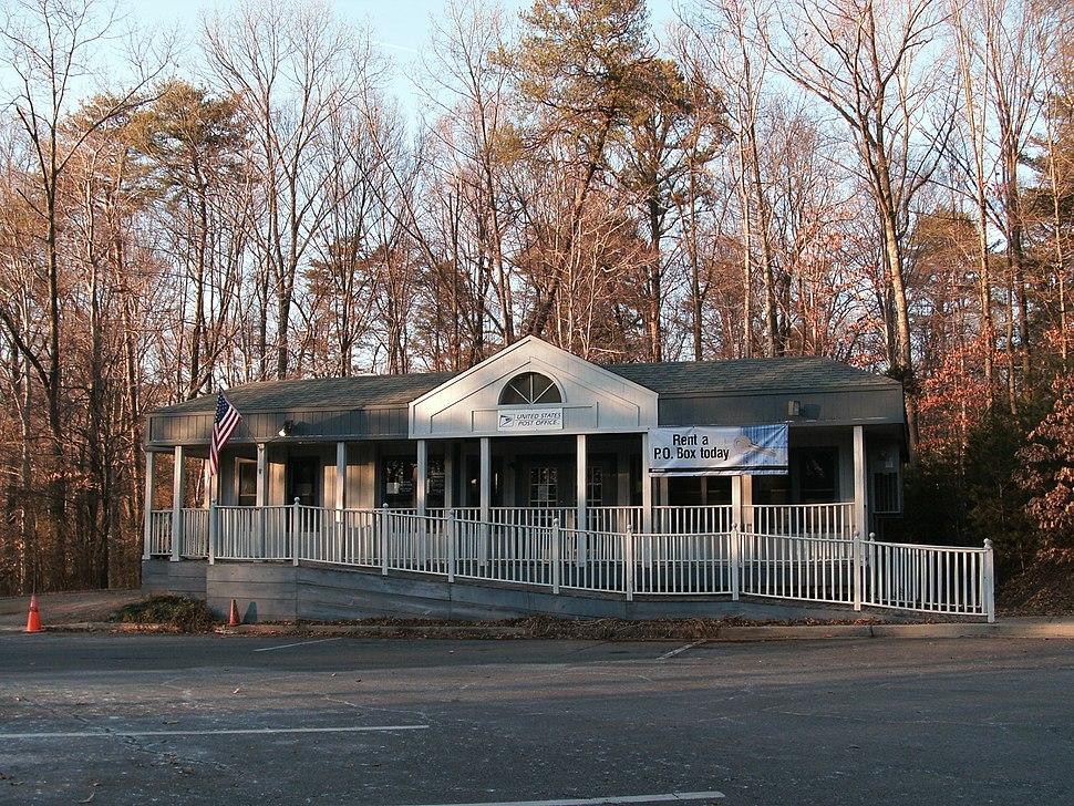 Mount Vernon post office (2009)