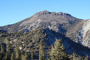Mount Rose (Nevada) - Image: Mount Rose