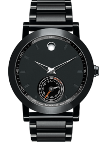a4bae998f Movado Museum Sport Motion Smartwatch powered by MotionX