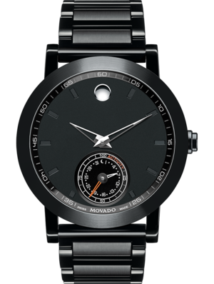 Movado - Movado Museum Sport Motion Smartwatch powered by MotionX