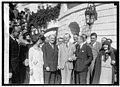 Mrs. Coolidge, John Drew, Pres. Coolidge and Al Jolson, 10-(...)-(24) LCCN2016849646.jpg