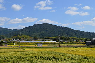 mountain in Nara Prefecture, Japan
