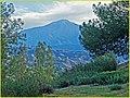 Mt San Bernardino from Caroline Park 3-9-14 (13334436405).jpg