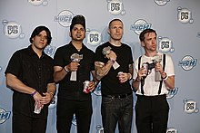 Billy Talent na 2007 MuchMusic Video Awards