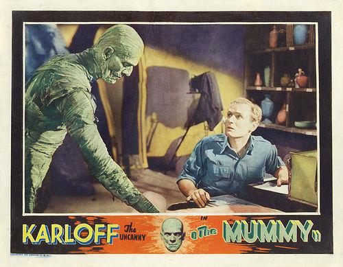 Mummy-1932-film-poster