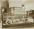 Musée égyptien - Intérieur d'une salle - momie royale - Le Caire - Médiathèque de l'architecture et du patrimoine - AP62T163566.jpg
